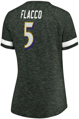 Majestic Women's Baltimore Ravens Joe Flacco Tee