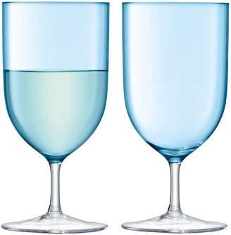 LSA International Hint Blown Wine/Water Glass