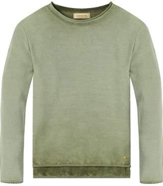 Scotch & Soda Garment Dyed Sweater