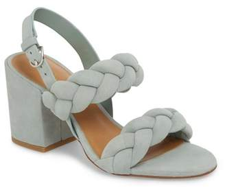 Rebecca Minkoff Candance Block Heel Sandal (Women)