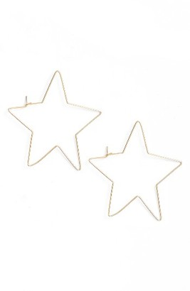 Women's Ettika Star Earrings $25 thestylecure.com