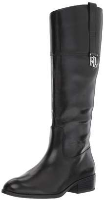 Lauren Ralph Lauren Lauren by Ralph Lauren Women's Merrie Fashion Boot 7 B US