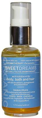 Nuworld Botanicals Sweet Dreams 3-in-1 Multi-Nutritive Oil for Body, Bath and Hair