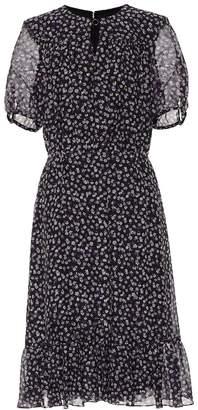 Altuzarra Laurel silk-blend dress