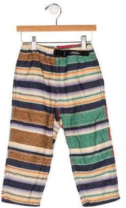 Denim Dungaree Boys' Three Pocket Pants