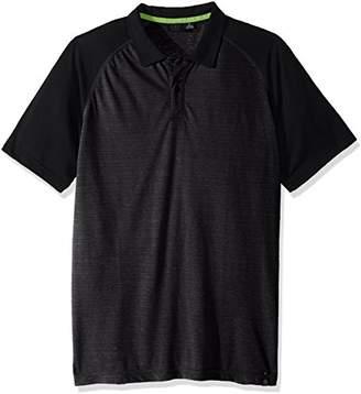 Burnside Men's Ultra Tech Knit Polo Shirt