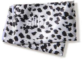 slip Slip Queen Pillowcase - Black Leopard Print