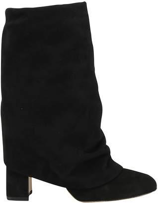 Stuart Weitzman Lucinda Foldover Boots