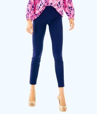 """Lilly Pulitzer Womens 30"""" Alessia Stretch Dinner Pant"""