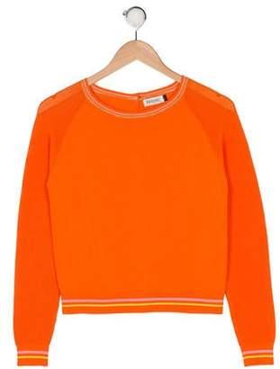 Jean Bourget Girls' Long Sleeve Sweater