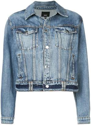 Hudson short denim jacket