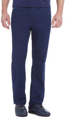 Stefano Ricci Straight-Leg Denim Jeans