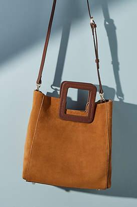 TMRW Studio Antonio Suede Leather Tote Bag