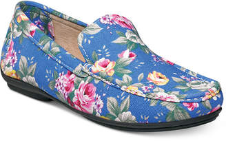 Stacy Adams Men's Panache Floral Moc Driver Men's Shoes