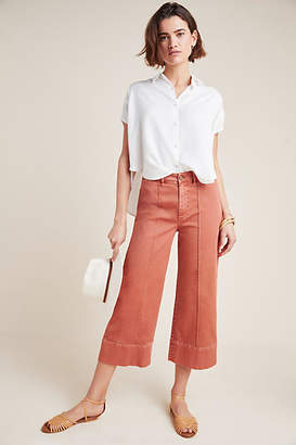 Anthropologie Chino by Pintucked Chino Pants