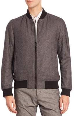 Strellson Textured Ribbed Jacket