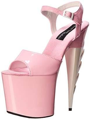 The Highest Heel Women's Inferno-21 Platform Sandal