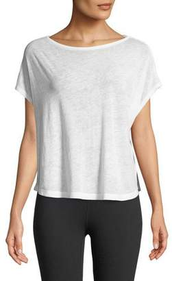 Beyond Yoga Perfect Layer Jersey Tee