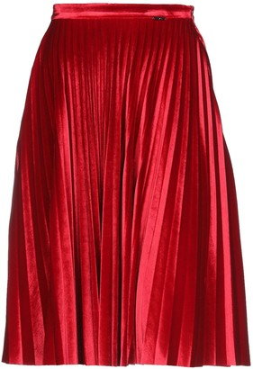 Liu Jo Knee length skirts - Item 35409068LX