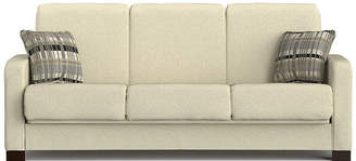 HANDY LIVING Sam Track-Arm Chenille Convert-a-Couch