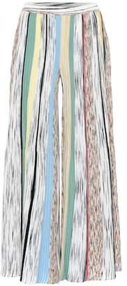 Missoni Wide-leg cotton pants