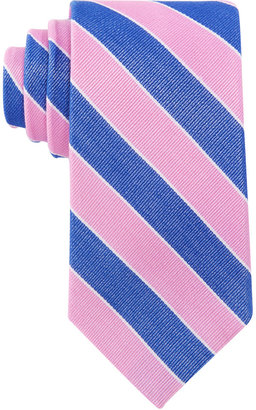 Lauren Ralph Lauren Men's Denim Stripe Tie $65 thestylecure.com