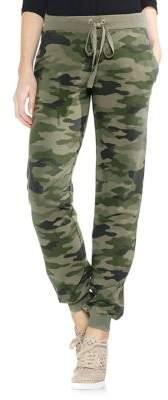 Vince Camuto Estate Jewels Camouflage Jogger Pants