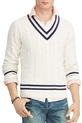 Polo Ralph Lauren Academic V-Neck Sweater
