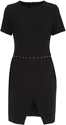 Emporio Armani Embellished Dress