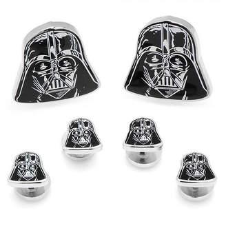 STARWARS Star Wars Storm Trooper Stud & Cuff Links Gift Set 2SAdr5