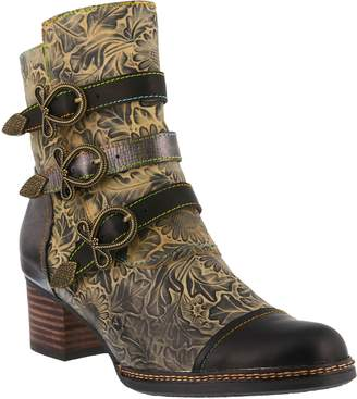 Spring Step L'Artiste by Leather Boots - Elsie
