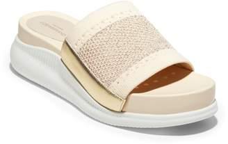 Cole Haan 2.Zerogrand Stitchlite(TM) Slide Sandal
