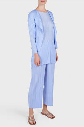 Pleats Please Issey Miyake Monthly Colors Short Sleeve Tunic