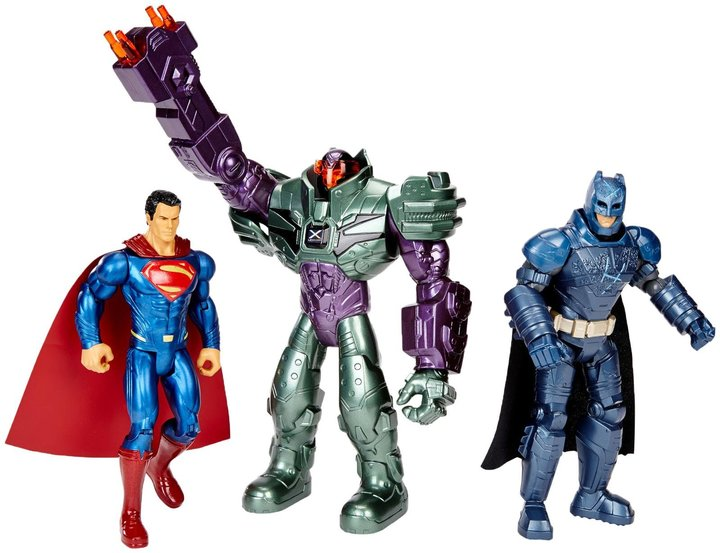 Batman v Superman: Dawn of Justice Figure, 3-Pack