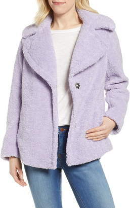 Kensie Teddy Bear Coat