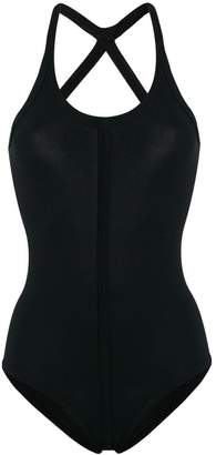 Rick Owens open back one-piece
