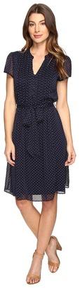 Christin Michaels - Liaden Shirtdress Women's Dress $69 thestylecure.com