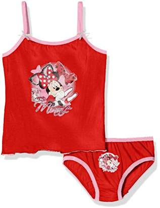 Disney Girl's Minnie Mouse Miss Top