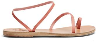 Apli Eleftheria leather sandals
