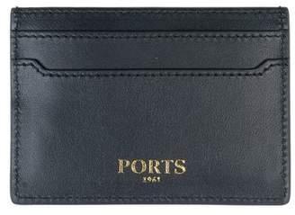 Ports 1961 Document holder