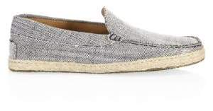 Saks Fifth Avenue COLLECTION Denim Espadrilles