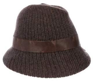 Brunello Cucinelli Cashmere Bucket Hat