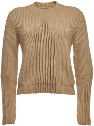 Maison Margiela Pullover with Wool and Alpaca