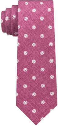 Michael Kors Men's Statement Dots Slim Silk Tie