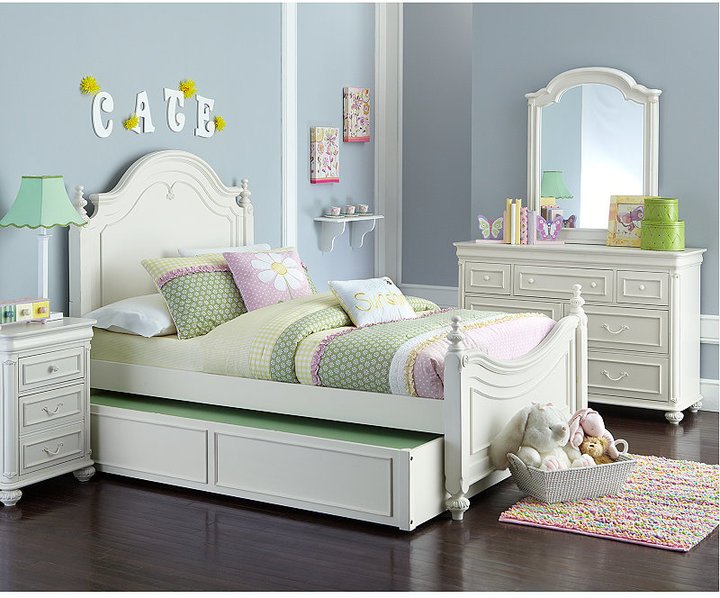 Adley Kids Furniture, Trundle/Storage Drawer