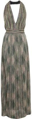 M Missoni Halterneck Dress