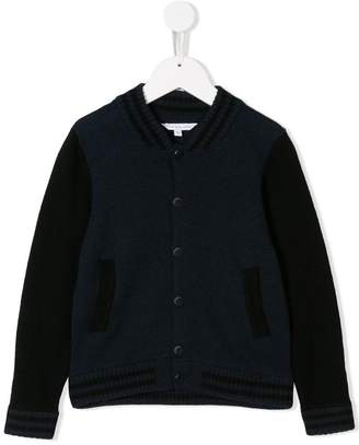 Little Marc Jacobs bomber-style cardigan