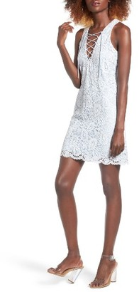 Women's Lovers + Friends Escape Shift Dress $168 thestylecure.com