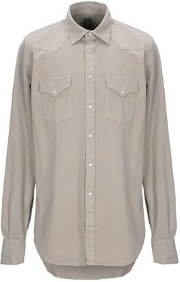 Eleventy Denim shirts - Item 38850609KU