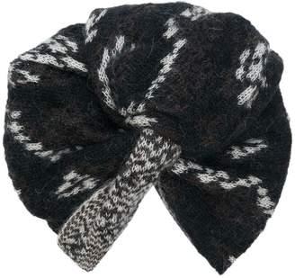 Circus Hotel knit head band